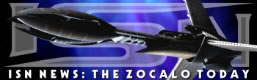 ISN News: The Zocalo Today