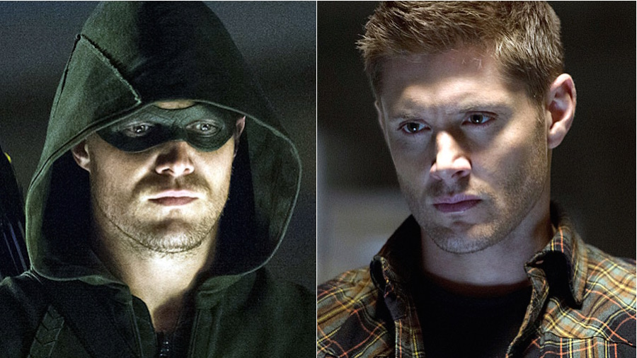 Arrow-Supernatural