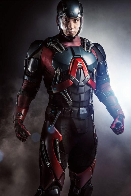Atom Suit