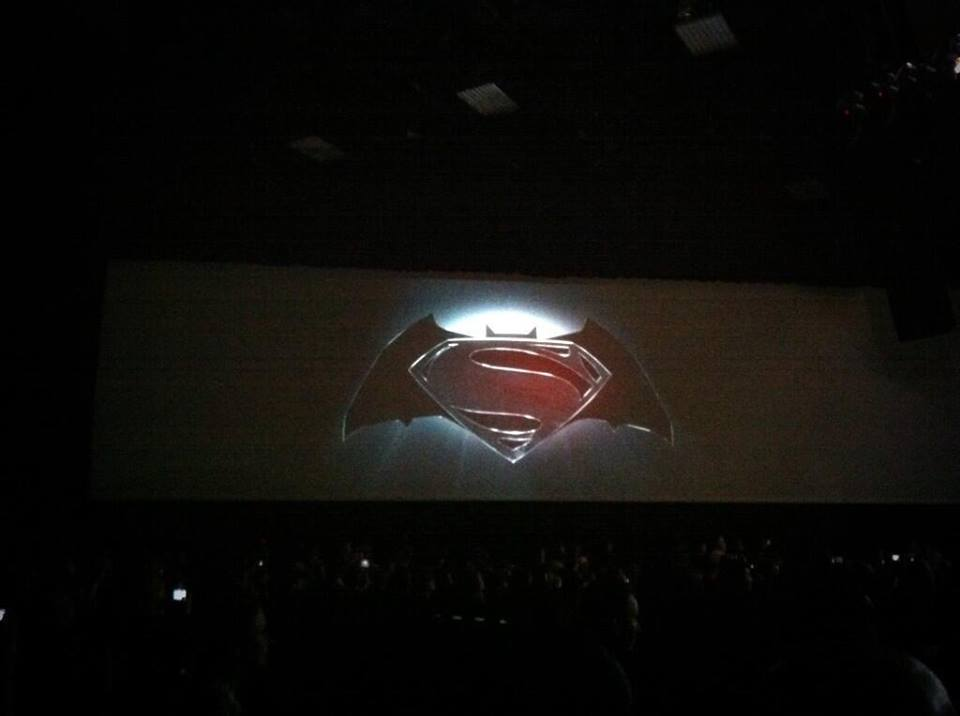 Batman-Superman Logo