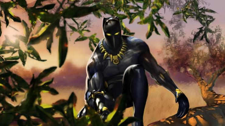 Stan Lee Has Made No Bones About The Fact That He Wants A Black Panther Movie But Now It Seems Like Might Have Actually Confirmed