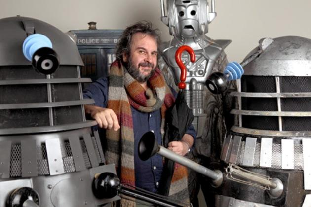 Doctor Who-Peter Jackson