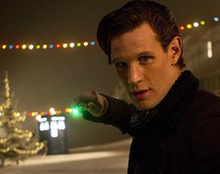 Doctor Who-Matt Smith