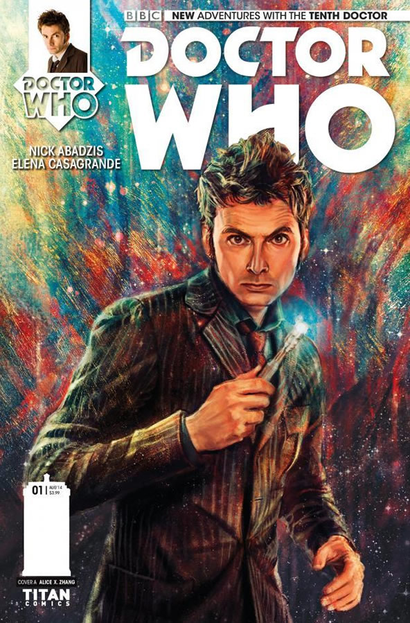 Doctor Who Comic 10