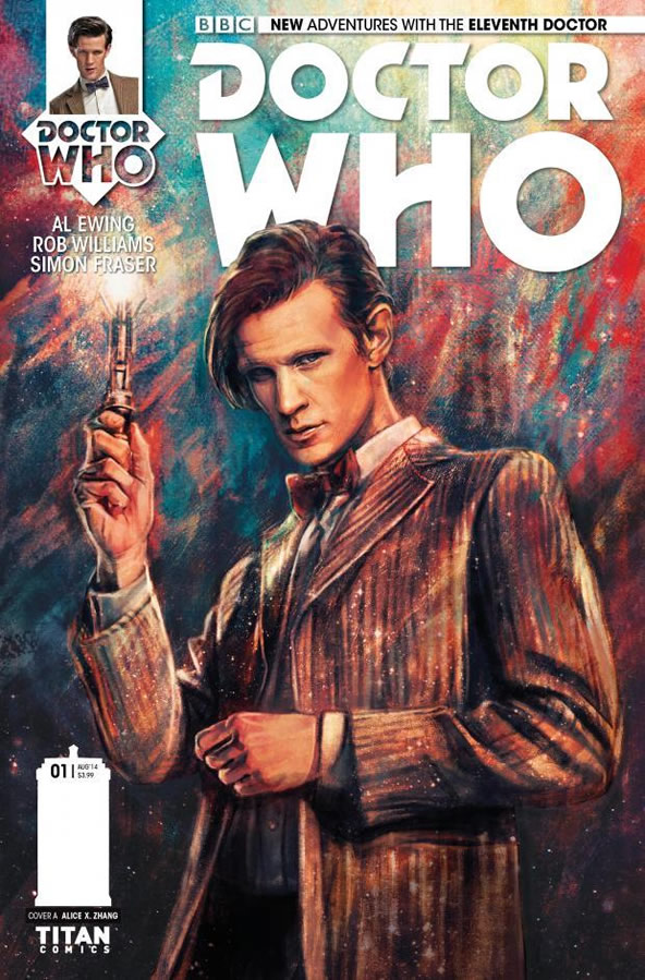 Doctor Who Comic 11
