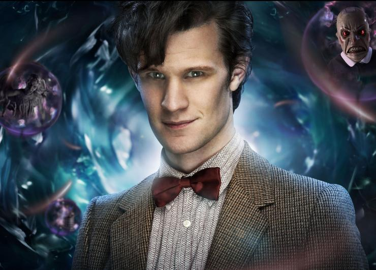 Doctor Who-Matt Smith
