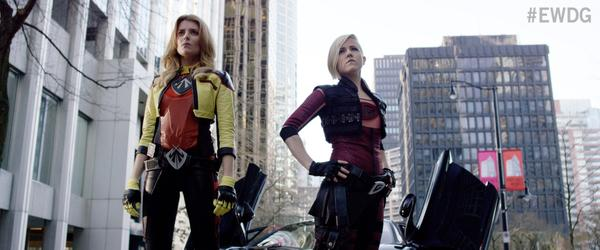Electra Woman/Dyna Girl
