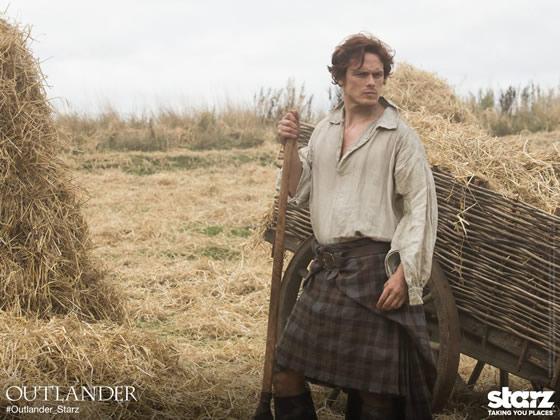 Jamie Fraser-Outlander