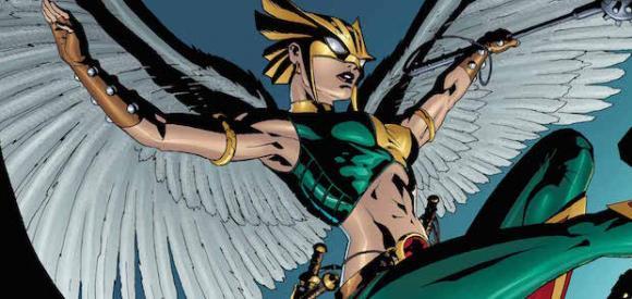 Hawk Girl