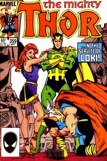 Lorelei-Thor