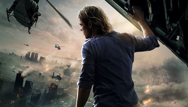 Brad Pitt - World War Z 2