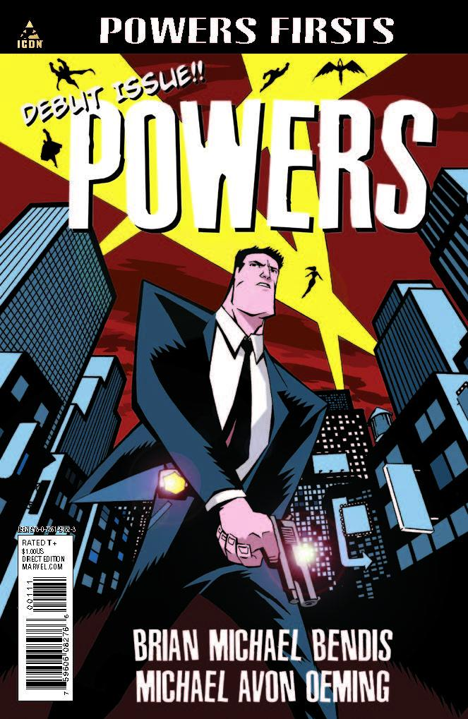 Powers Firsts