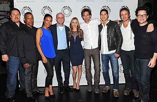 Revolution Cast