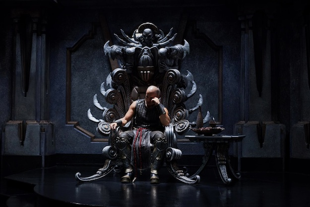 Riddick-Throne