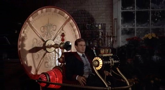 Rod Taylor-Time Machine