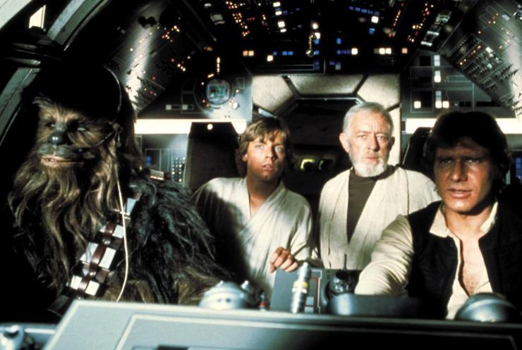 Star Wars Millelenium Falcon