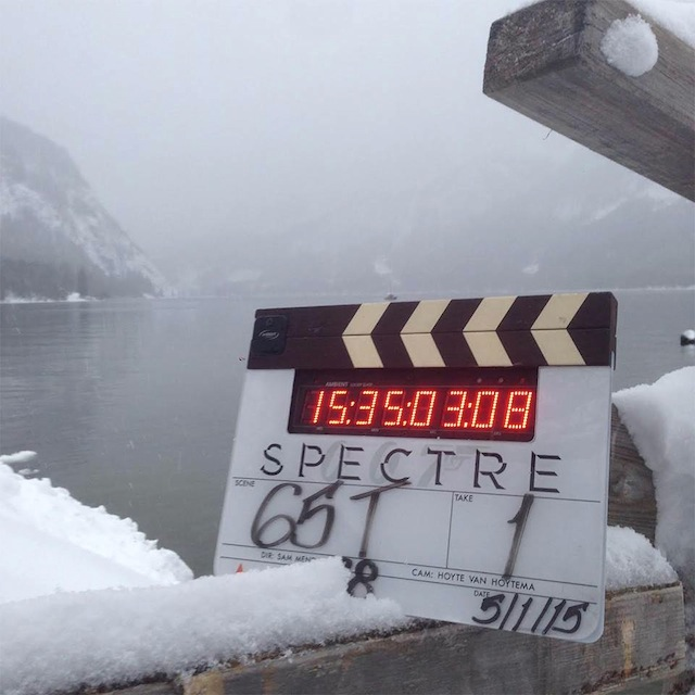 Bond-Spectre-Set