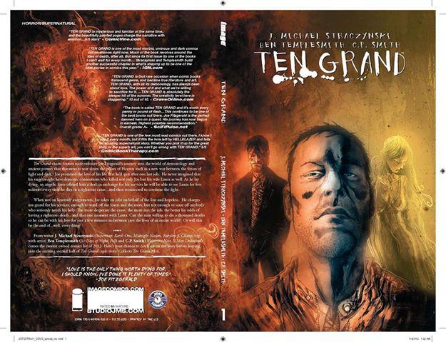 Ten Grand Cover