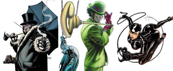Gotham: Villains