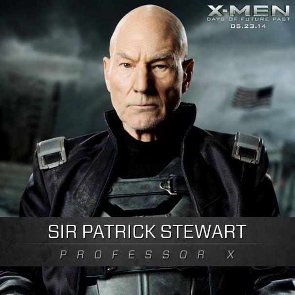 X-Men: Patrick Stewart