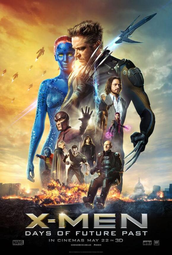 X-Men Past