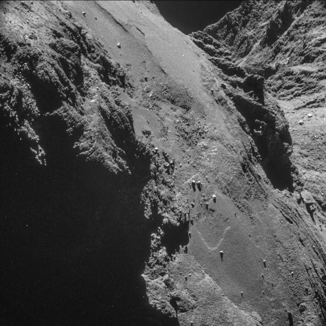 Philae pics