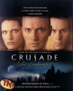 Crusade Poster - TNT