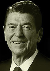Pres. Ronald Reagan