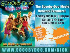 Scooby-Do Promo