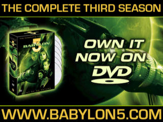 B5 Season Three DVC
