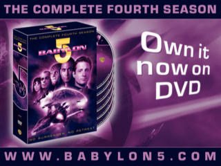B5 Season Four DVD