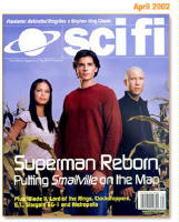 SciFi Magazine, April