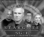 Stargate SG-1 Trading Cards