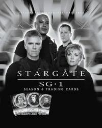 Stargate SG-1 Season 6 Cards