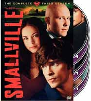 Smallville Third Season