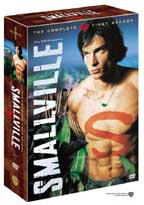 Season One Smallville DVD