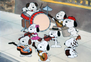 Snoopy's Reunion