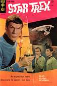 Star Trek Classic Comic Book