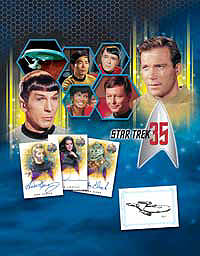Star Trek Cards