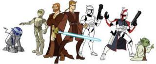 Star Wars: Clone Wars